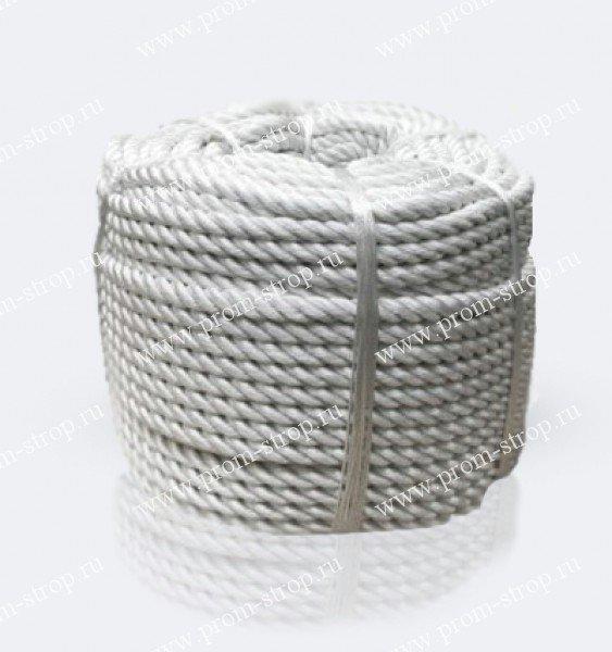Канат полиамидный тросовой свивки (ПАТ)