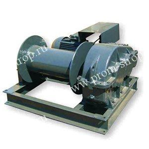 Лебедка электрическая монтажная ЛМ-3,2