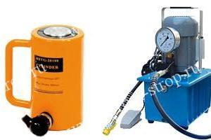 Насосы электрические для гидравлических домкратов